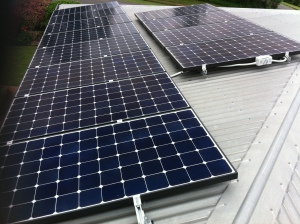 Solar (PV) panels